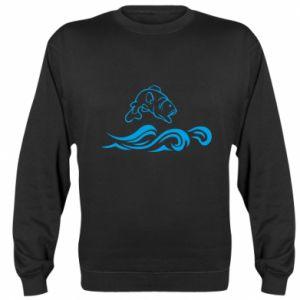 Bluza Okoń wielkiej ryby