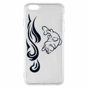 Phone case for iPhone 6 Plus/6S Plus Big fish perch