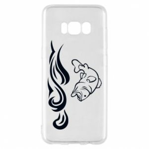 Phone case for Samsung S8 Big fish perch