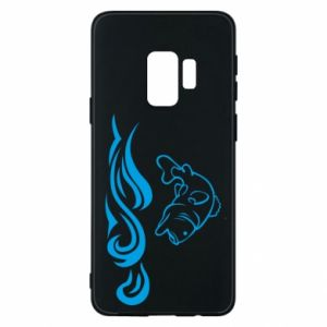 Phone case for Samsung S9 Big fish perch