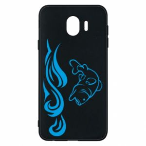 Phone case for Samsung J4 Big fish perch