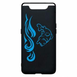 Phone case for Samsung A80 Big fish perch