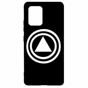 Samsung S10 Lite Case Circles
