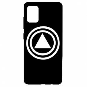 Samsung A51 Case Circles