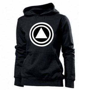 Women's hoodies Circles