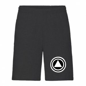 Men's shorts Circles