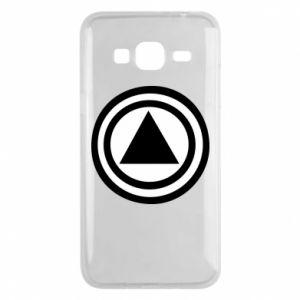 Phone case for Samsung J3 2016 Circles
