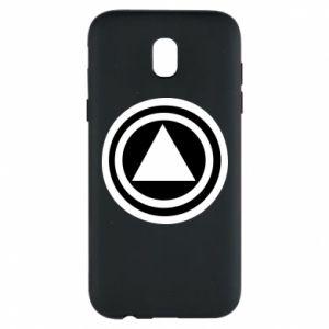 Samsung J5 2017 Case Circles
