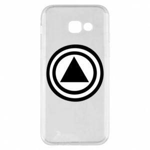 Samsung A5 2017 Case Circles