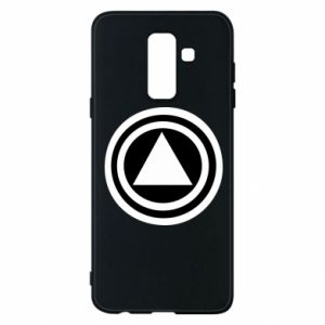 Phone case for Samsung A6+ 2018 Circles