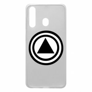 Phone case for Samsung A60 Circles