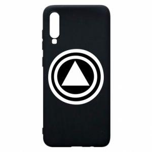 Samsung A70 Case Circles