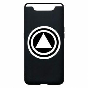 Samsung A80 Case Circles