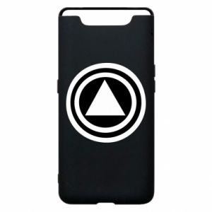 Phone case for Samsung A80 Circles