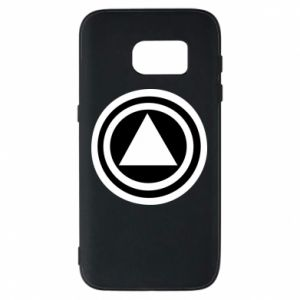 Phone case for Samsung S7 Circles