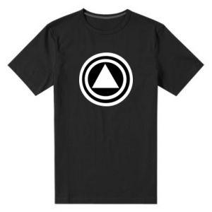 Men's premium t-shirt Circles