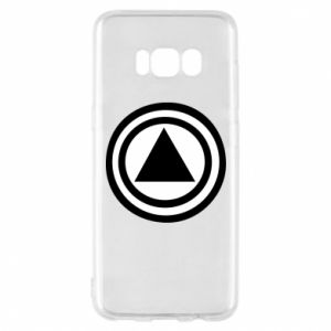 Phone case for Samsung S8 Circles