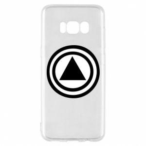 Samsung S8 Case Circles