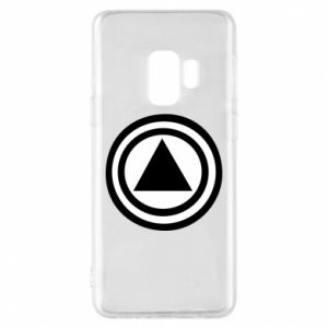 Phone case for Samsung S9 Circles