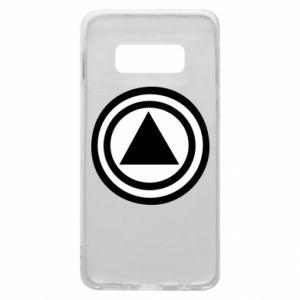 Phone case for Samsung S10e Circles