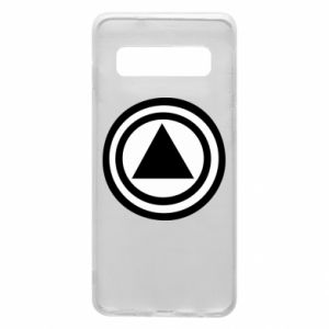 Phone case for Samsung S10 Circles