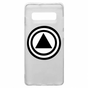 Phone case for Samsung S10+ Circles