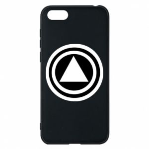 Phone case for Huawei Y5 2018 Circles