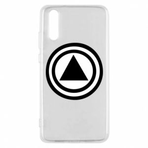 Phone case for Huawei P20 Circles