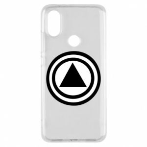 Phone case for Xiaomi Mi A2 Circles