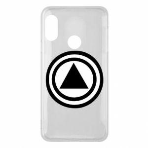 Phone case for Mi A2 Lite Circles