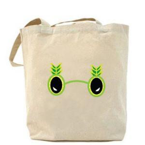 Bag Glasses - Pineapple