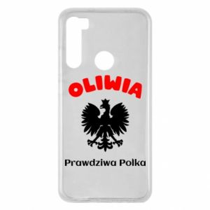 Phone case for Samsung J3 2017 Olivia is a real Pole - PrintSalon