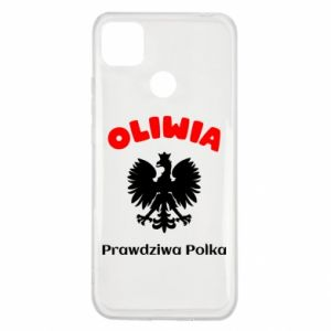 Phone case for Samsung J4 Olivia is a real Pole - PrintSalon