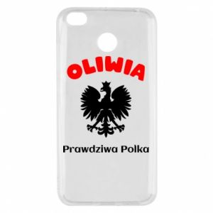 Phone case for Samsung J6 Olivia is a real Pole - PrintSalon