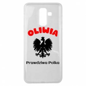 Phone case for Samsung S7 Olivia is a real Pole - PrintSalon