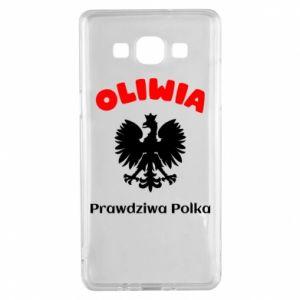 Phone case for Samsung S10e Olivia is a real Pole - PrintSalon
