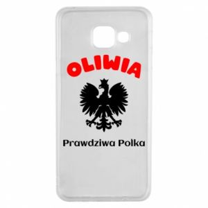 Phone case for Samsung S10 Olivia is a real Pole - PrintSalon
