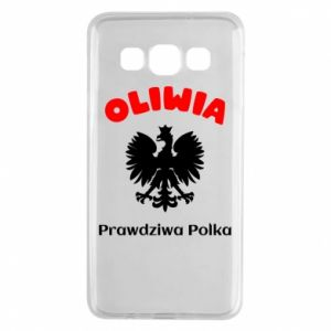 Phone case for Samsung S10+ Olivia is a real Pole - PrintSalon