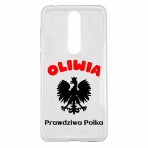 Phone case for Huawei Y5 2018 Olivia is a real Pole - PrintSalon
