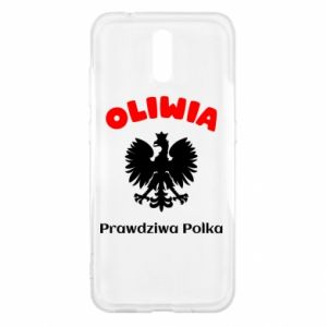 Phone case for Huawei Y7 Prime 2018 Olivia is a real Pole - PrintSalon