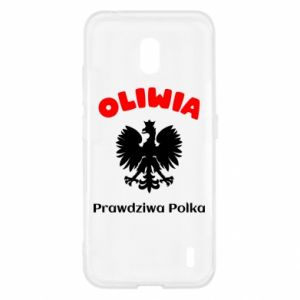 Phone case for Huawei Mate 10 Lite Olivia is a real Pole - PrintSalon