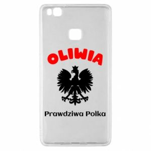 Phone case for Huawei P20 Lite Olivia is a real Pole - PrintSalon