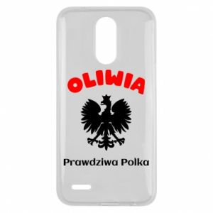 Phone case for Huawei P30 Olivia is a real Pole - PrintSalon