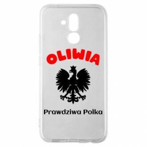 Phone case for Xiaomi Mi A2 Olivia is a real Pole - PrintSalon
