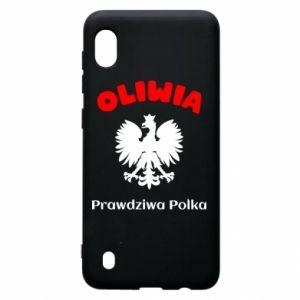 Phone case for Xiaomi Mi8 Lite Olivia is a real Pole - PrintSalon