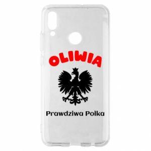 Phone case for Xiaomi Redmi 7A Olivia is a real Pole - PrintSalon