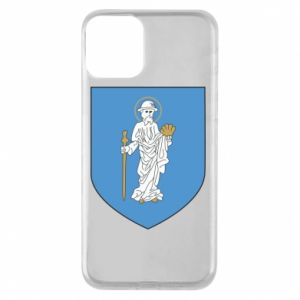 Phone case for iPhone 11 Olsztyn coat of arms