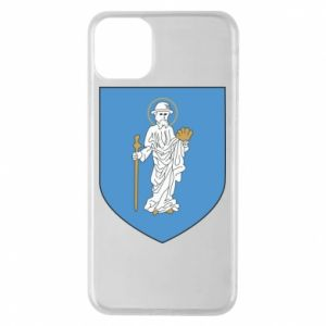 Phone case for iPhone 11 Pro Max Olsztyn coat of arms
