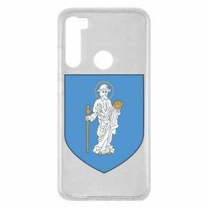 Xiaomi Redmi Note 8 Case Olsztyn coat of arms