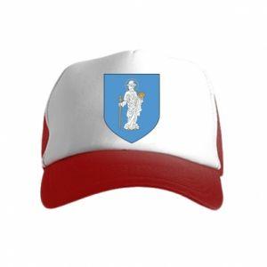 Kid's Trucker Hat Olsztyn coat of arms